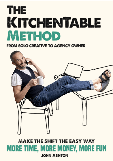 The Kitchen Table Method Book